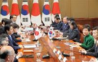 日韓首脳会談「慰安婦問題」