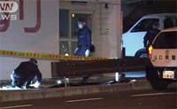 車いす70歳男性2人死亡