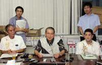 沖縄県議選 投開票速報に誤り