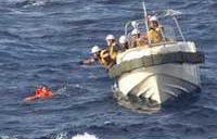 海保 中国人救助