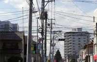 東京都の無電柱化の条例案