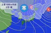 日本海側 荒れるお正月